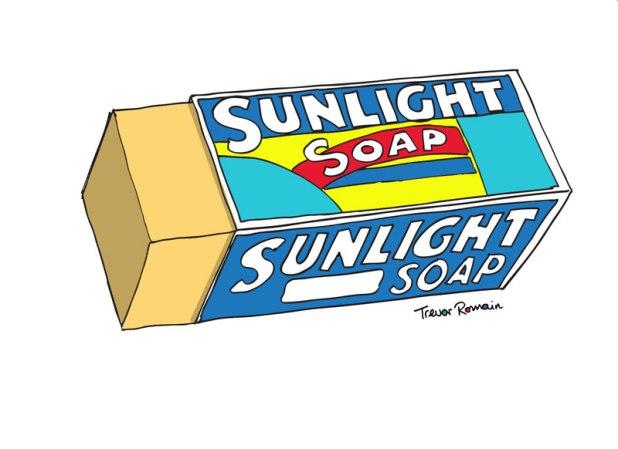 sunlight copy